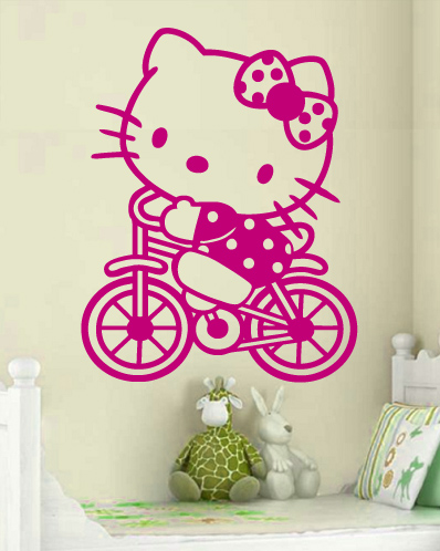 Hello Kitty Bicicleta